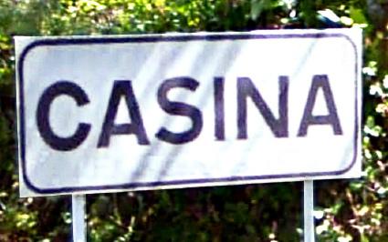 """CASINA (RE) – Loc. Monchi """"Villa del Pino"""""""