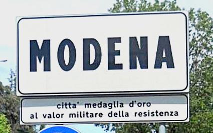 MODENA – Via G. D'Annunzio