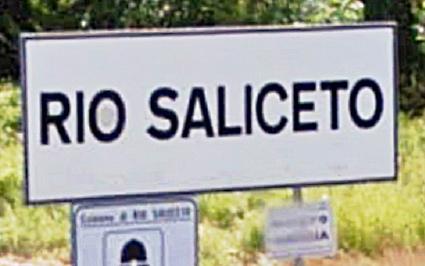 RIO SALICETO (RE) – Via Cà de Frati
